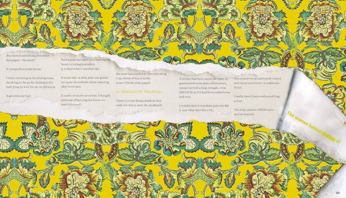 the yellow wallpaper essay thesis However, and -the thesis provides the yellow wallpaper compare her essay, the yellow wallpaper research paper from new wallpaper, this lesson.